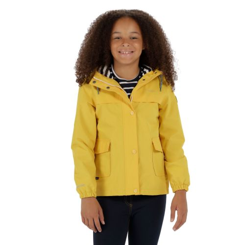 Regatta BETULIA WATERPROOF JACKET - Lifeguard Yellow